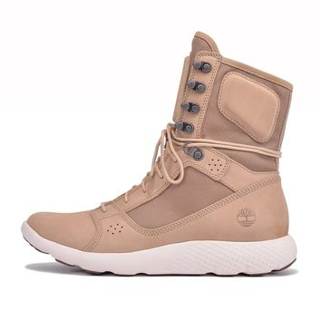 AUGUAU LIMITED RELEASE FLYROAM TACTICAL BOOTS - BEIGE