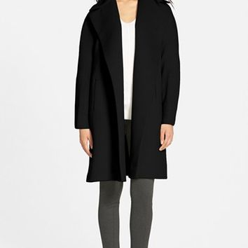 Women's Fleurette Piacenza Wool Clutch Coat,