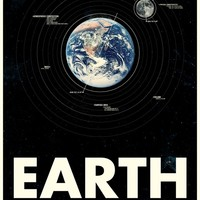 """Earth"" - Art Print by Ross Berens"