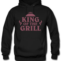 King Of The Grill hoodie