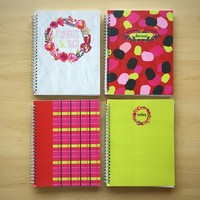 Pretty Blossoms Journals (4 Designs)