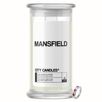 Mansfield   City Jewelry Candle®