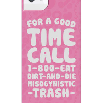 FOR A GOOD TIME CALL IPHONE CASE - PREORDER