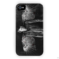 Daryl Dixon Walking Dead Wing For iPhone 4 / 4S Case