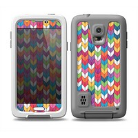 The Color Knitted Skin Samsung Galaxy S5 frē LifeProof Case