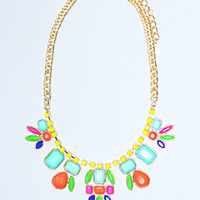 California Girls Necklace