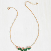 Prickly Flair Necklace | Mod Retro Vintage Necklaces | ModCloth.com
