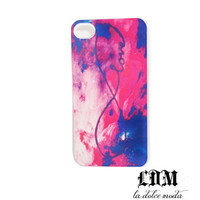 galaxy INFINITY LOVE infinite love iPhone case by ladolcemoda