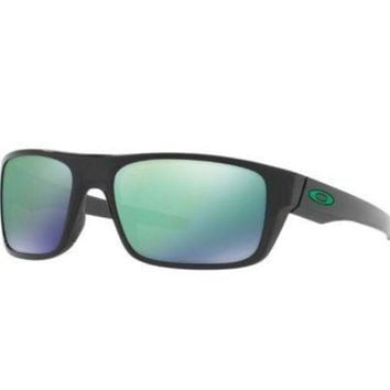 DCCKON8Y NEW! OAKLEY DROP POINT BLACK INK JADE IRIDIUM $129 BUY IT NOW!!!