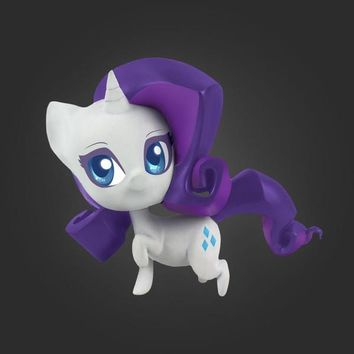 My Little Pony FIM Chibi Vinyl Figure - Rarity