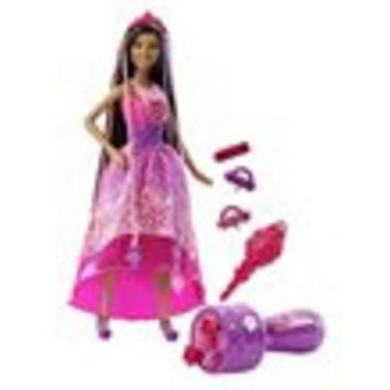Barbie Endless Hair Kingdom Snap and Style Doll