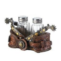 Cowboy Spurs Shaker Set (pack of 1 SET)