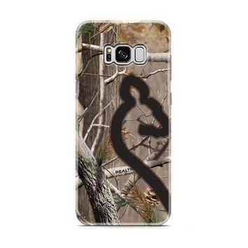 Love Browning Deer Camo Real Tree Couple 2 Samsung Galaxy S8 | Galaxy S8 Plus case
