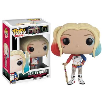 New Exclusive Harley Quinn Suicide Squad Funko Pop! Kids Toys Gifts Shipping NOW