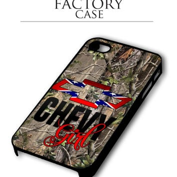 Camo Chevy Girl iPhone for 4 5 5c 6 Plus Case, Samsung Galaxy for S3 S4 S5 Note 3 4 Case, iPod for 4 5 Case