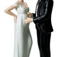 Weddingstar Expecting Bridal Couple Figurine