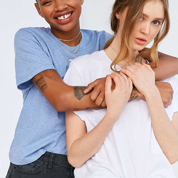 Hanes & UO Pocket Crew-Neck Tee 2-Pack - Urban Outfitters