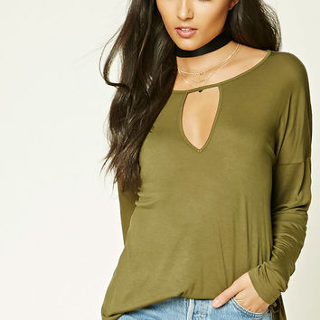 Contemporary Dolman Top