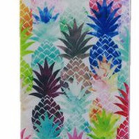 Watercolor Pineapples Cover For Apple iPhone  6  6 Plus