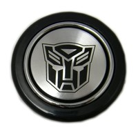 Transformers Autobot Steering Wheel HORN BUTTON Japan JDM