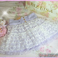 Liz Lisa Layered Tulle Sukapan/Skirt-Pants (NwT) from Kawaii Gyaru Shop