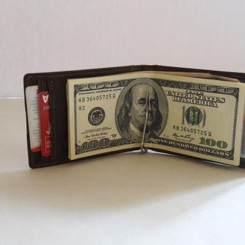Men Ultra Thin Wallet