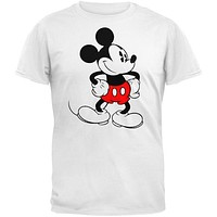 Disney - Mickey Posing Youth T-Shirt