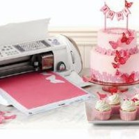 Electronic Cutting System For Cake Decorating