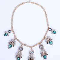 Regal Ice Necklace
