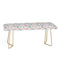 IKAT THOUGHT 1 Bench by Wonder Forest
