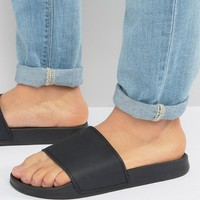 ASOS Slider In Black at asos.com