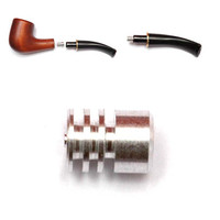 Tobacco Pipe Filter 9 mm Metal Cool-Filter for Smoking Pipe/Pipes fits 9 mm