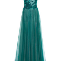 Fairy Embroidered Gown | Moda Operandi
