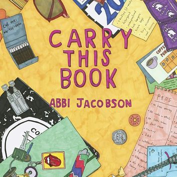 Carry This Book Hardcover – October 25, 2016