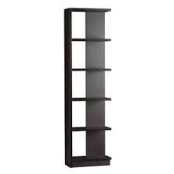 Crate & Barrel Elements Reversible Bookcase