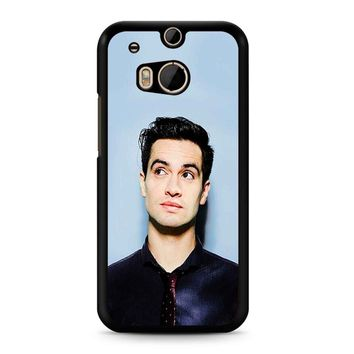 The Beautiful Brendon Urie Of Panic At The Disco HTC M8 Case