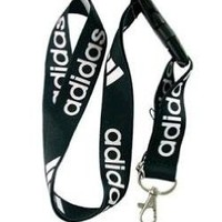 Adidas Lanyard Keychain Holder