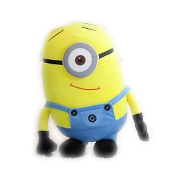 Kawaii Minions Xmas Gift, small yellow man plush toy for children, Stuffed animals doll pillow, Gift for Birthday party