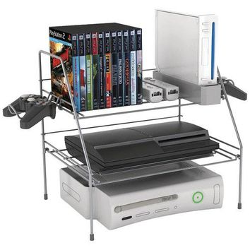 Atlantic Game Depot Wire Gaming Rack