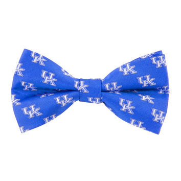 Kentucky Wildcats NCAA Bow Tie (Repeat)