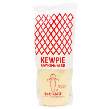 Kewpie Large Pack Japanese Mayonnaise 17.6 oz. (500g)