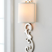 """Romeo"" Wall Sconce - Horchow"