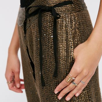 Free People Guy Sequin Pant