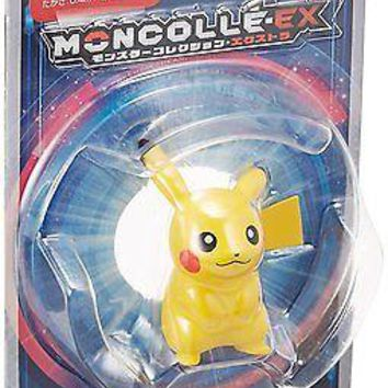 Takara Tomy Pokemon Monster Collection EX Moncolle Pikachu Action Figure USA NEW