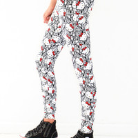 Hellz Bellz x Hello Kitty Insane Leggings