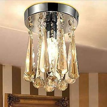 New Design Best Selling Luxury Crystal Ceiling Chandelier Light ,E14/E12,AC,Bulb Included
