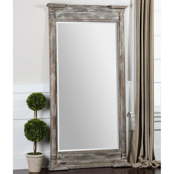 Uttermost Valcellina Leaner Mirror & Reviews | Wayfair