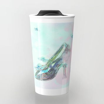 Cinderella's Shoe Travel Mug by Salome
