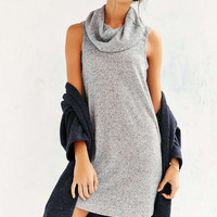 BDG Cowl-Neck Swing Dress - Urban Outfitters