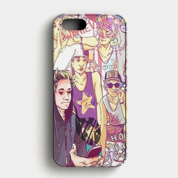 Niall Horan Case iPhone SE Case
